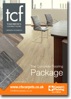 Tomorrow's Contract Floors Magazine - Resilient Flooring Supplement