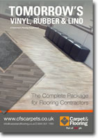 Vinyl, Rubber & Lino