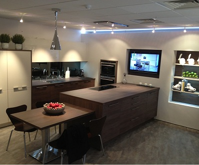 Trukitchen A High End Kitchen Showroom In The Heart Of Cheshire Recently Opened Its Doors