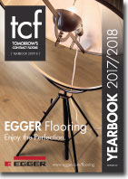 Tomorrow's Contract Floors Yearbook 2017 - 2018