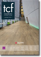 Tomorrow's Contract Floors Magazine August 2017