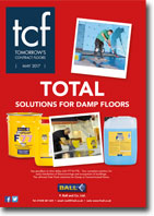 Tomorrow's Contract Floors Magazine May 2017