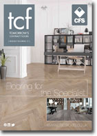 Tomorrow's Contract Floors Magazine - Resilient Flooring Focus 2017