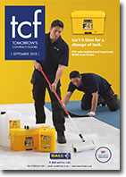 Tomorrow's Contract Floors Magazine Current Issue