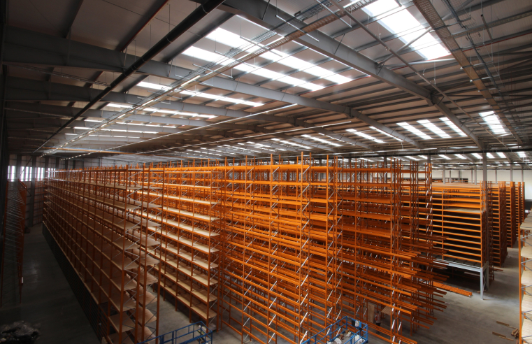Floorcoverings distributor Headlam Group opens new Ipswich distribution centre