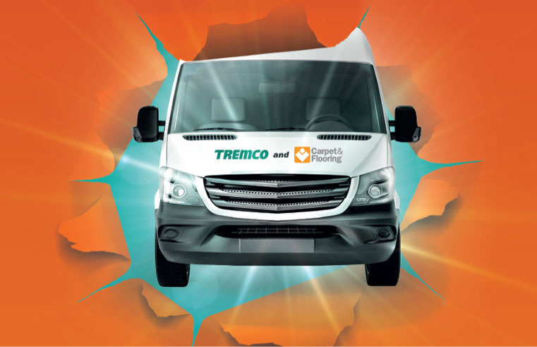 tremco illbruck Win a Van Competition