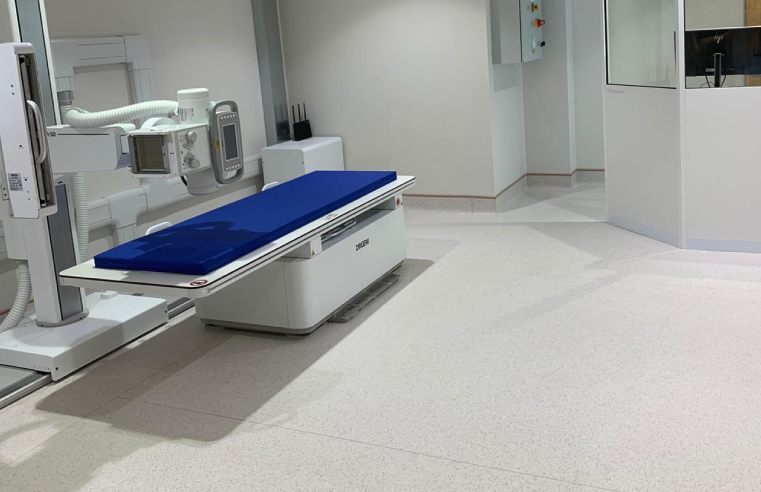 F. Ball and Co. Ltd. Supports Major Hospital Refurbishment