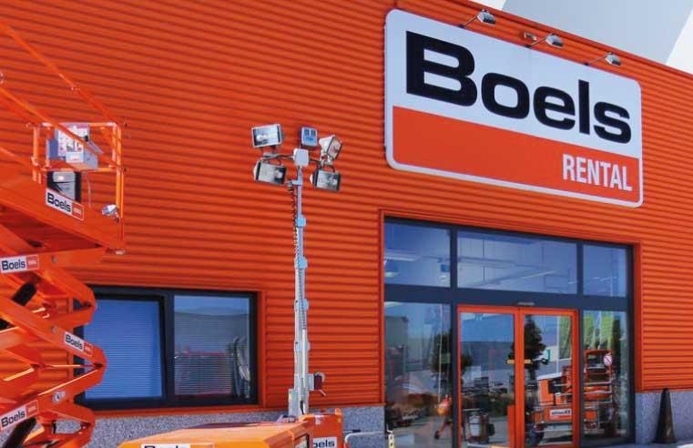 Boels Rental rolls out new branch