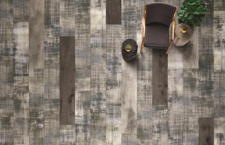 Milliken Adds New Designs to the Change Agent Carpet and LVT Collection