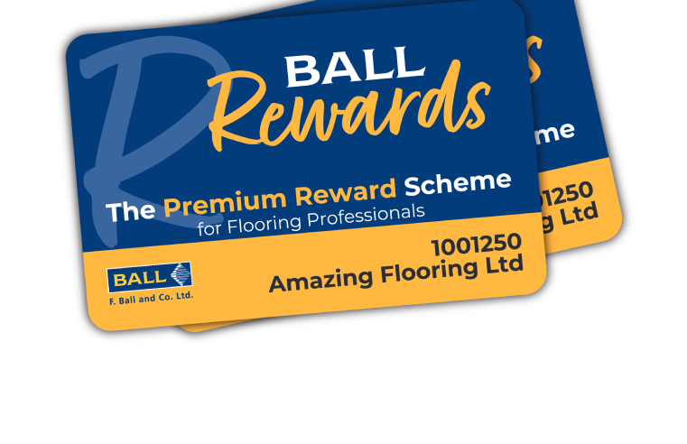 F. Ball Rewards Relaunched