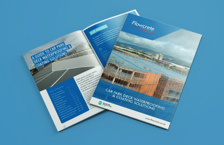 New Flowcrete Brochure Showcases Complete Car Park Deck Solution