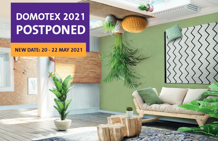 DOMOTEX Postponed