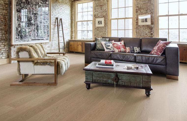 New light absorbing, Nordic-inspired ultra matt wood floor designs from Kährs