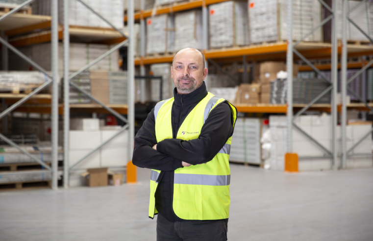 Factory Direct Flooring Founder and Managing Director Paul Hambidge