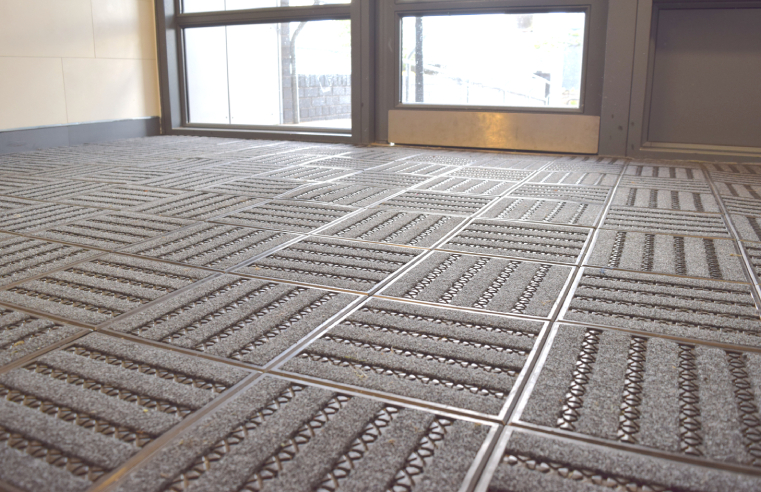 Mat.Works Entrance Solutions how to choose the right entrance matting for public and commercial environments