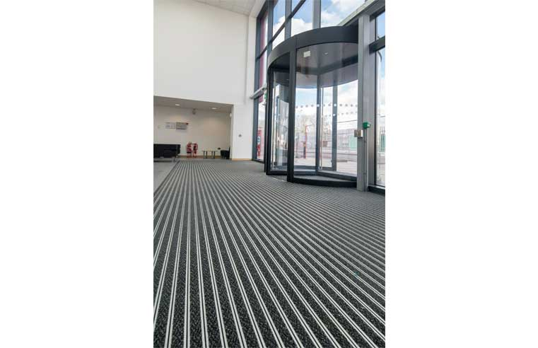 Gradus top of the line at Transport Hub