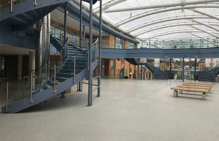 Sherwin-Williams School screed solutions