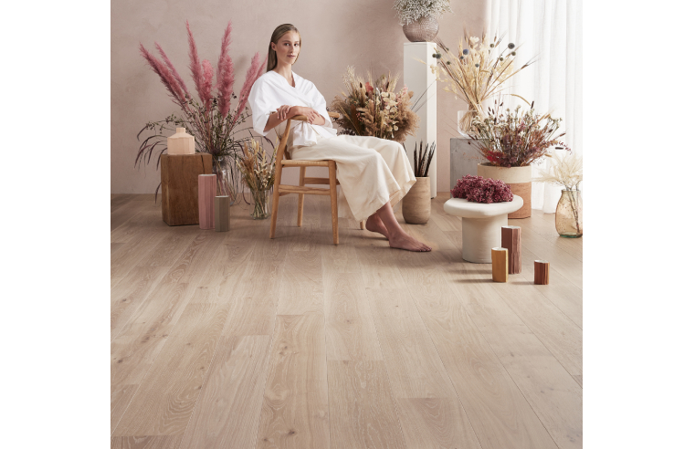 BerryAlloc Les Exclusifs engineered wood flooring