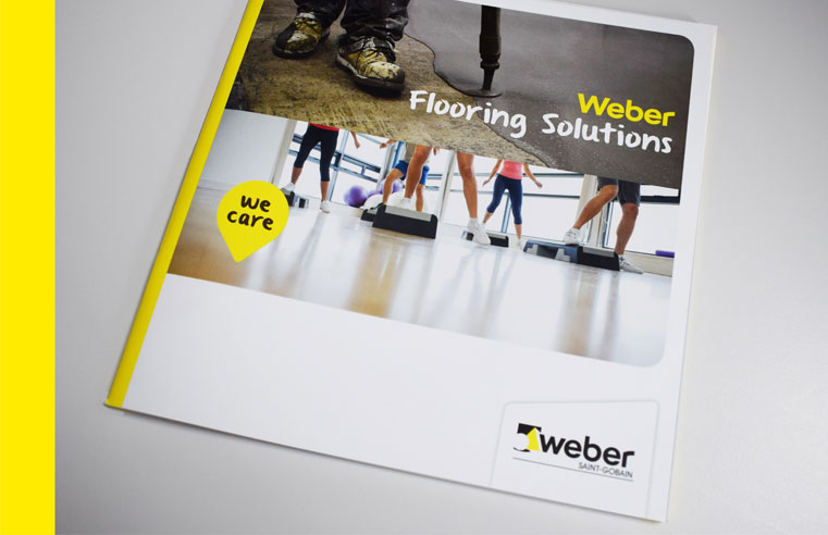 Saint-Gobain Weber Flooring Guide