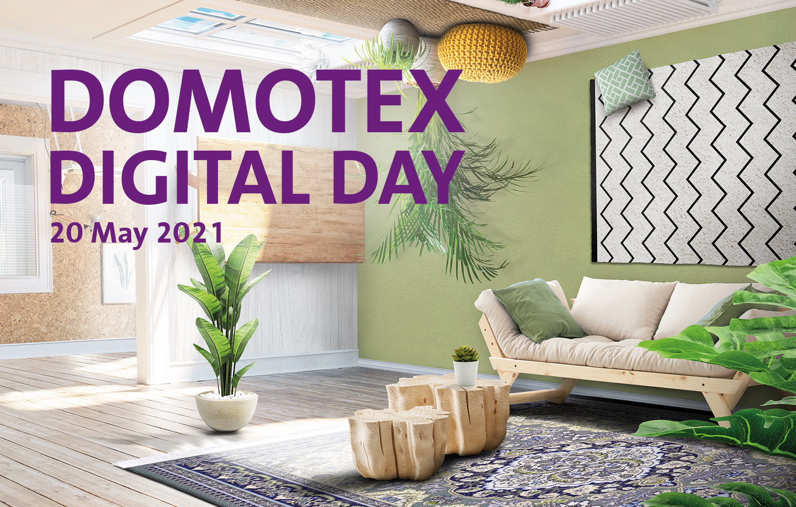 DOMOTEX DIGITAL DAY