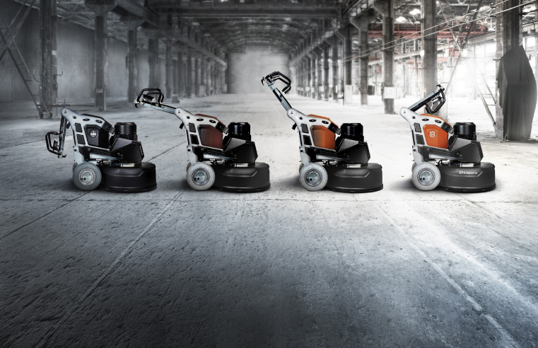 Husqvarna Consolidates Surface Preparation Brands
