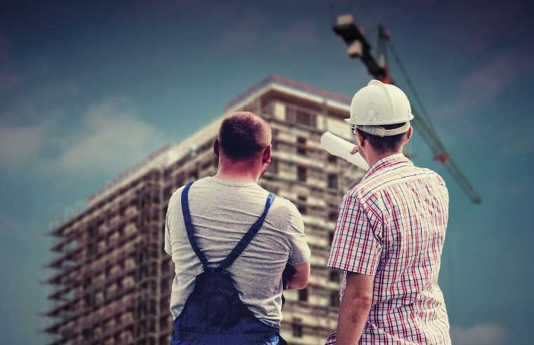 Sales expectations in the construction sector over the next six months have dropped since April last year according to research from Leading Edge.