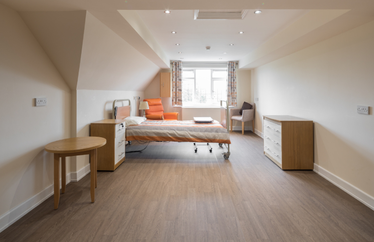 Altro Wood Adhesive-Free Provides a Hassle-Free Solution for Woodstock Nursing Home