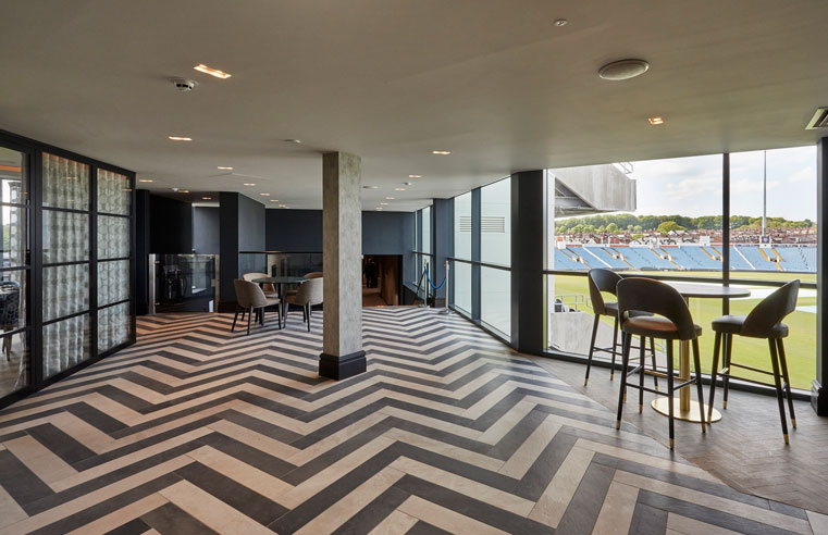 Ceramique Internationale Supplies Headingley Stadium Redevelopment