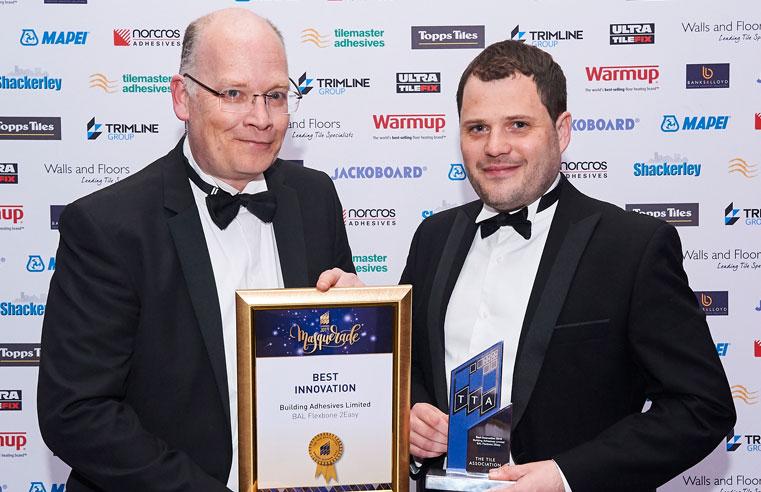 BAL Flexbone 2Easy Named Best Innovation at Industry Awards