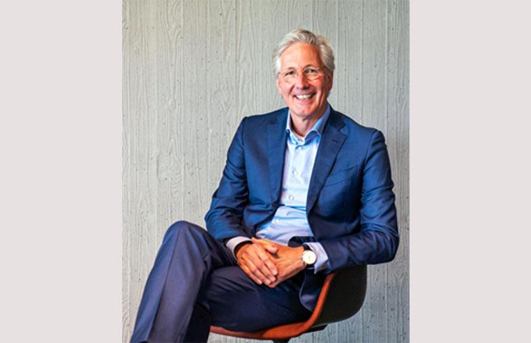 Ivo Schintz, president of IVC Commercial Flooring