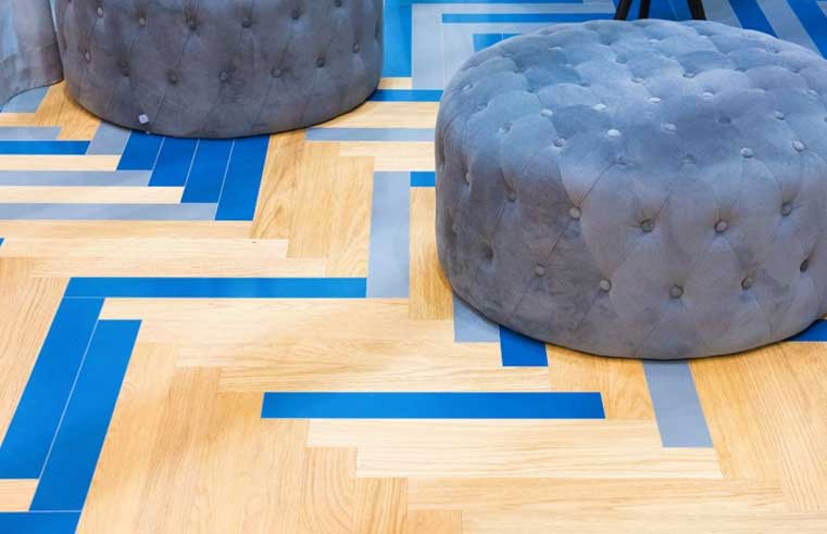 CREATE'N'CONNECT at DOMOTEX 2019