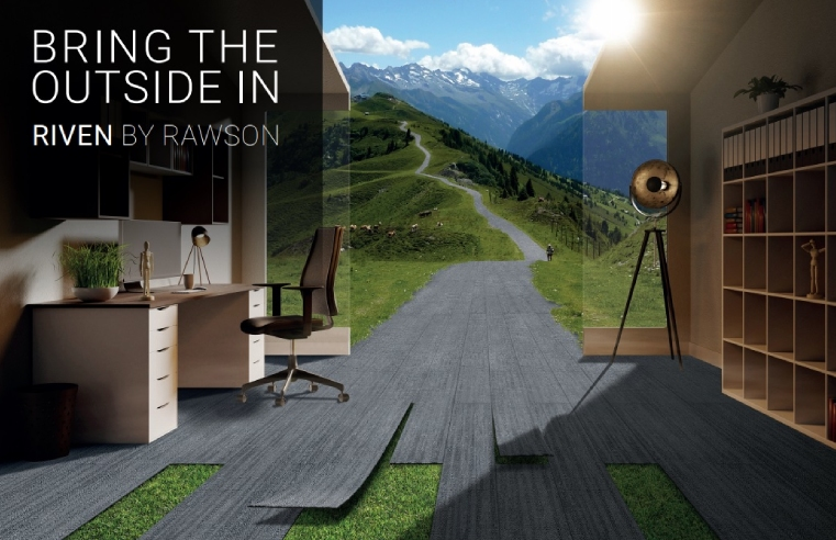 Rawson Carpet Solutions Presents Riven