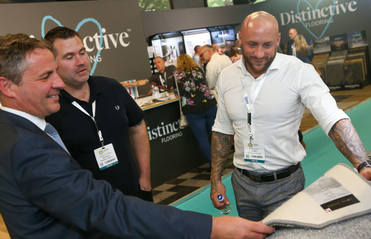 The Flooring Show returns for 2020