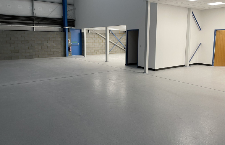 Ultrafloor Completes Subfloor Preparation at NHS Call Centre