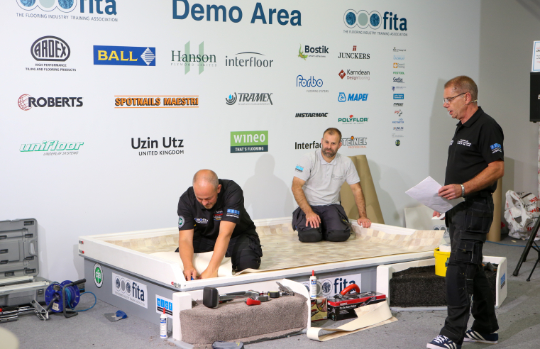 The Flooring Show Works with Industry to Secure New Dates