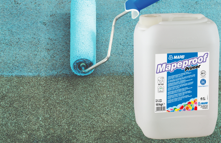 Mapei Introduces Rapid Drying Mapeproof Primer