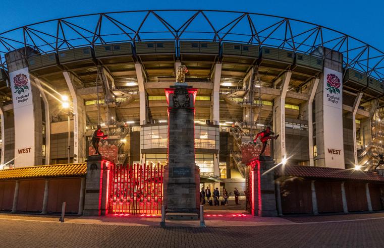 Recofloor 2020 Awards Event to be held at Twickenham Stadium
