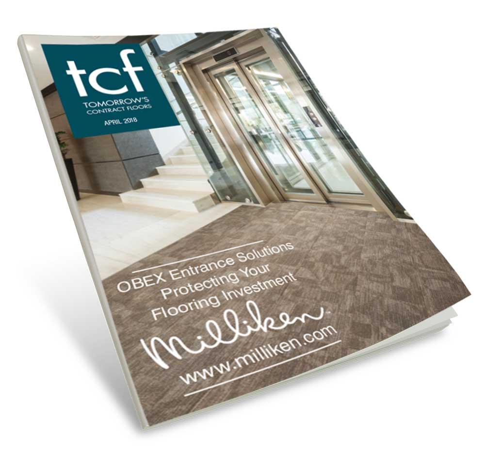 Tomorrow's Contract Floors Magazine