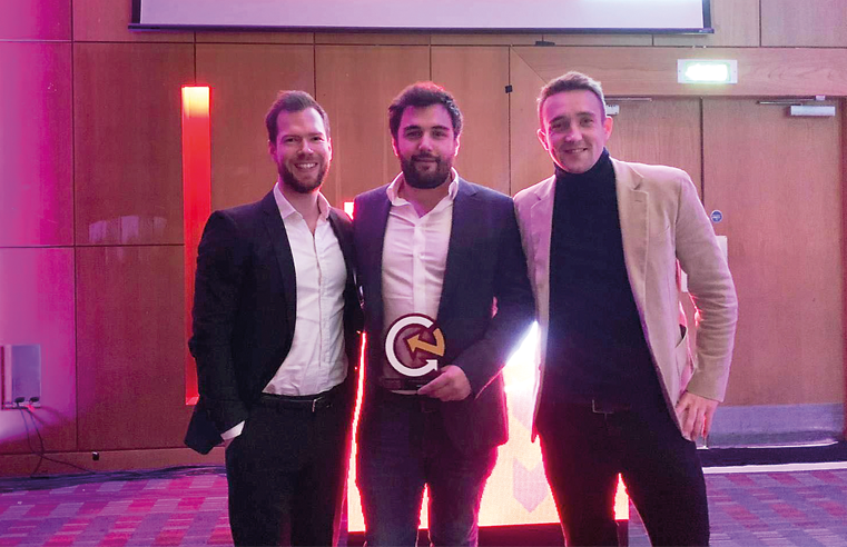 Luxury Flooring and Furnishings win eCommerce Company of the Year