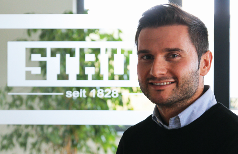 Faton Kurti joins STAUF sales team